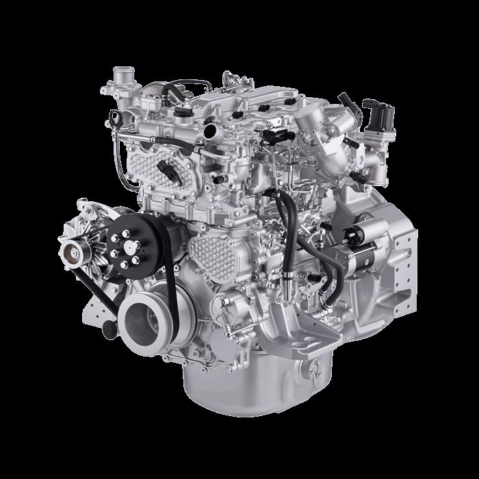 Isuzu original engine parts
