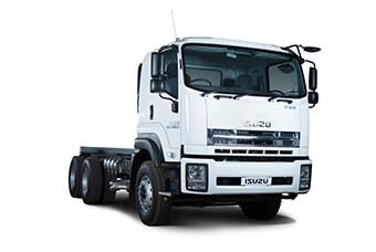 Extra Large Commercial Isuzu Truck