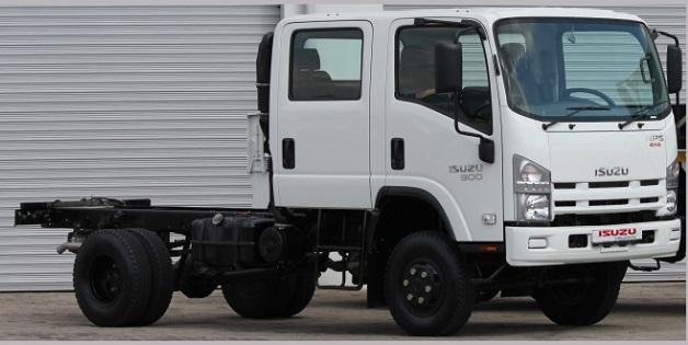 Vehicle Listing – IsuzuBotswana