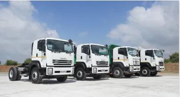 Isuzu Extra-Heavy Trucks Ensure Growth